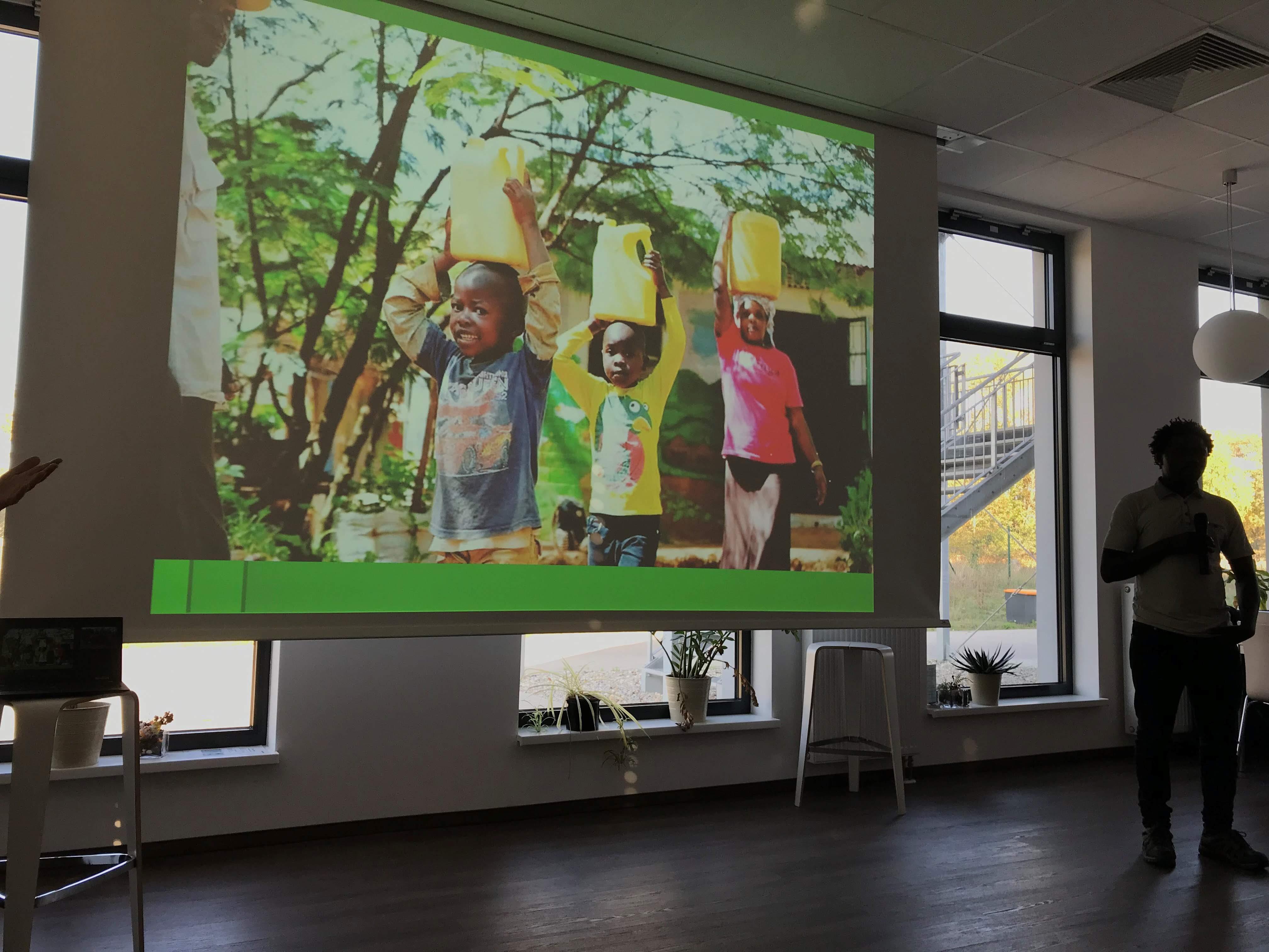 OTEPIC zu Besuch bei der Berlin.Industrial.Group und im Coop Campus der S27